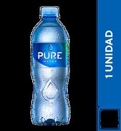 Pure Water Con Gas 625 ml