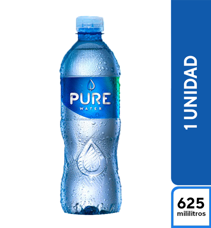 Pure Water Sin Gas 625 ml