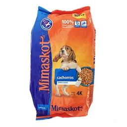 Mimaskot Cachorros Con Leche 4x4kg