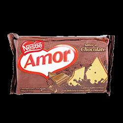 Waffer Chocolate Amor