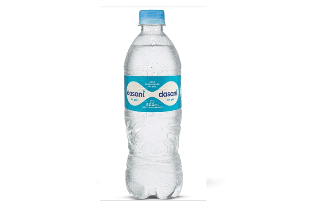 Agua Dasani sin Gas 500 ml