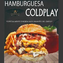 Hamburguesa Coldplay