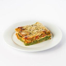 Congelado Lasagna Mediterránea