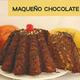 Maqueño-Chocolate Vegana