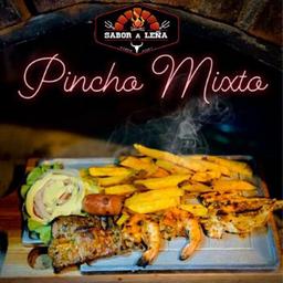 Pincho Mixto