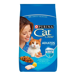 Purina Cat Chow Adulto Pescado