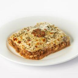 Lasagna Bolognesa de Carne Individual