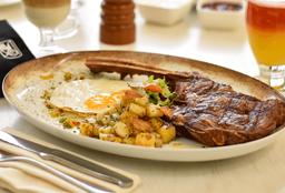 Desayuno Tomahawk Breakfast