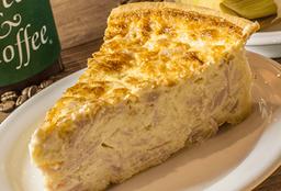 Tarta de Jamón y Queso
