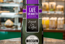 Café Molido Amaretto 400g