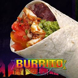 Burrito 4 Carnes Mixto