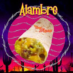 Alambre 1 Carne