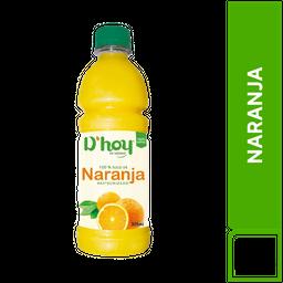 D'Hoy Naranja 355 ml