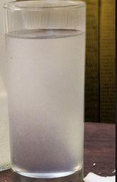 Vaso  de agua Natural de Coco 12 Onzas