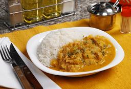 Guata con arroz