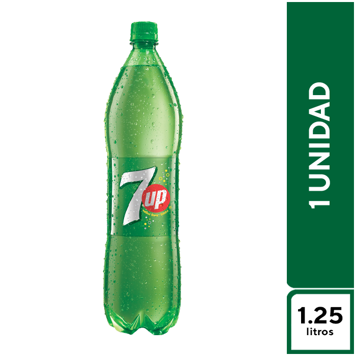 7up  1.25 L