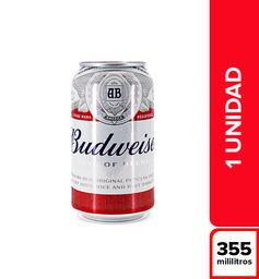 Budweiser 355 ml