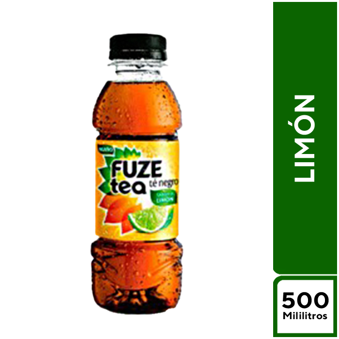 Fuze Tea Limón 500 ml