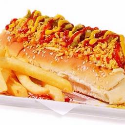 Combo Hot Dog Clásico