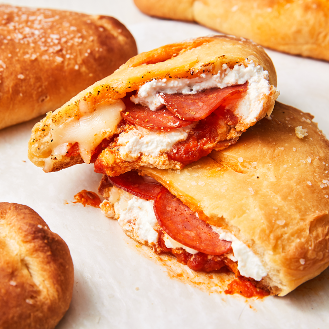 Calzone Meat Lovers