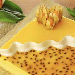 Torta Delice de Maracuyá