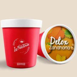 Helado Detox Zanahoria