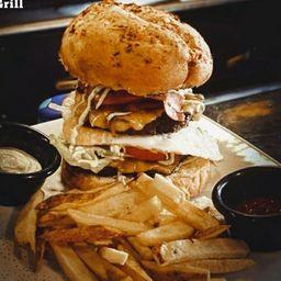 Burger la Bocha