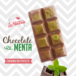 Paleta de Choco Menta