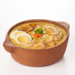 Sopa de Fanesca