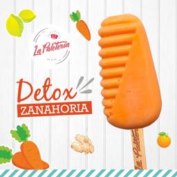 Paleta Detox Zanahoria