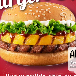 Burger Hawaiana
