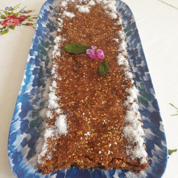 Torta de Datiles y Nueces