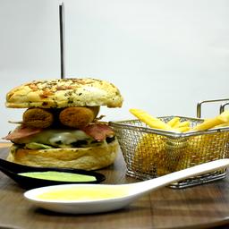 Hamburguesa Mozzarella Burger