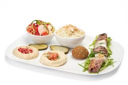 Plato Mix Gourmet Picaña