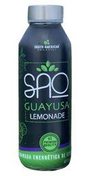 SAO Guayusa Lemonade