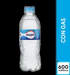 Dasani Con Gas 600 ml