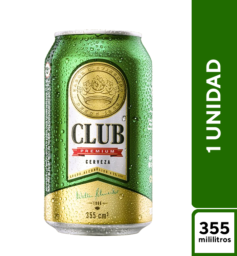 Club 355 ml