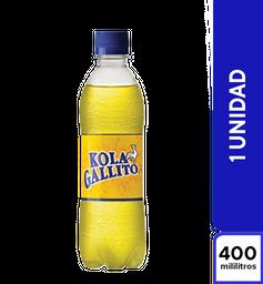 Kola Gallito 400 ml