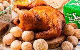 Pollo Horneado Stav