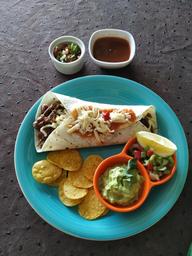 Combo 1 Burrito Chilly