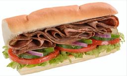 Sub Roast Beef 15 cm