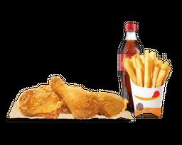 #11 Pollo Frito Trio