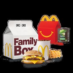 Family Box Cajita Feliz + McCombo