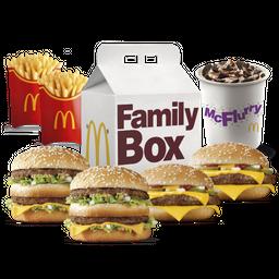 Family Box XXL para 4