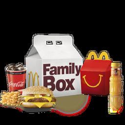 Family box Cajita Feliz y McCombo