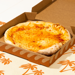 Groovy Island Pizza