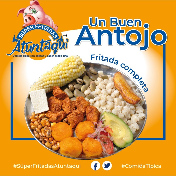 SUPER FRITADAS ATUNTAQUI - RIO DE JANEIRO