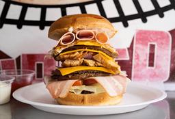 Foch Burger