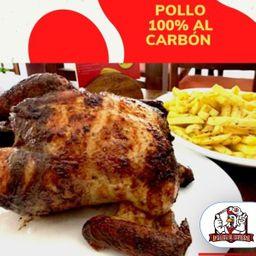 POLLOS AL CARBÓN