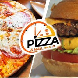 PIZZA & MAS